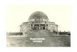 Adler Planetarium under Construction