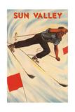 Sun Valley Skier