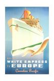White Empress Ocean Liner