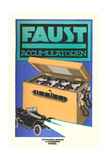 Ad for German Faust Battery