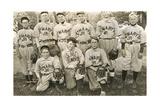 St Mary's Baseball Team