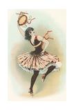 Dancing Gypsy Girl