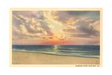 Sunrise over Cape May