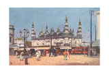 Dhurrumtollah Masjid  Calcutta  India