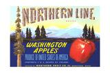 Northern Line Apple Label