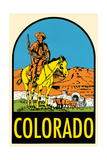 Decal of Colorado