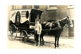 Old Fashioned Bakery Wagon