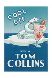 Cool Off with a Tom Collins
