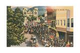Hysterical Parade in Santa Fe