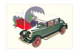 1920s Automobile