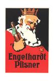 Engelhardt Pilsner Ad