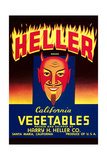 Heller California Vegetables