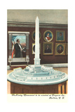 Model of Mckinley Monument  Buffalo