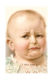 Disgruntled Baby