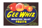 Gee Whiz Label