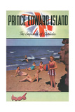 Travel Poster for Prince Edward Island