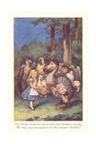 Alice in Wonderland  Caucus Race
