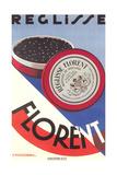 Poster for Florent Pastilles