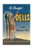 Indian Chief  Beautiful Dells