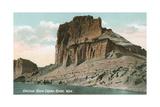 Castle Rock  Wyoming