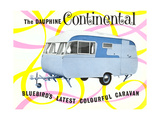 Dauphine Continential Travel Trailer