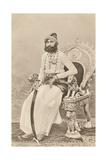 Indian Maharajah
