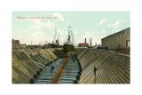 Skinner's Dry Dock  Baltmore