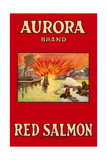 Aurora Red Salmon