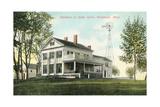 Helen Keller Residence  M Wrentham