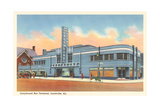 Greyhound Bus Terminal  Louisville