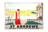 Poster for St Andrews
