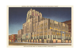 Power Company Building  Syracuse