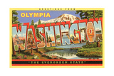 Greetings from Olympia