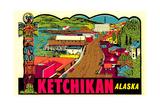 Ketchikan Decal