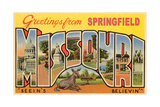 Greetings from Springfield