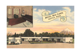 Motel Ben-Carol  Seattle  Washington