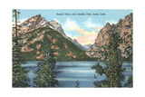Jenny Lake  Saddle  Grand Teton