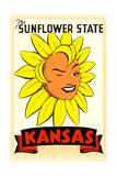 Winking Sunflower