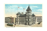 Post Office  Albany