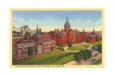 Johns Hopkins Hospital  Baltimore