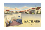 Max-Ivor Motel  Seattle  Washington