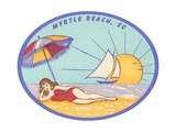 Decal of Myrtle Beach