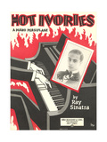 Sheet Music for Hot Ivories