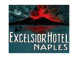 Vesuvius  Excelsior Hotel  Naples