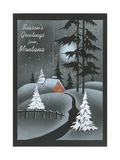 Season's Greetings from Montana