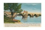 St Benezet Bridge  Avignon