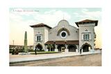 Train Station  San Antonio