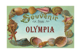 Souvenir from Olympia