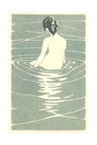 Bathing Woman