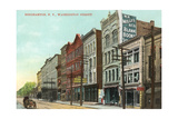 Washington Street  Binghamton